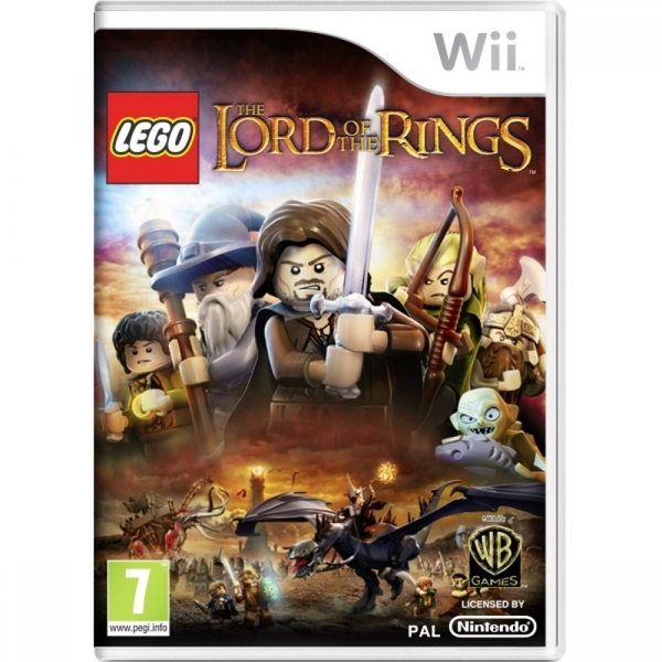 (Pre-Owned) Lego Lord Of The Rings Game Wii