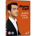 Jimmy Carr Making People Laugh DVD