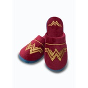 DC Comics Wonder Woman Adult Mule Slippers UK Size 5-7