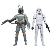 Star Wars Mission Series 2 Pack Boba Fett and Stormtrooper