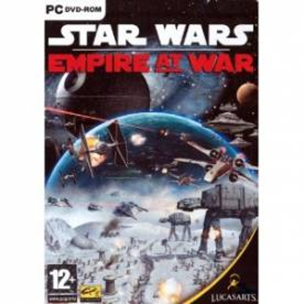 Star Wars Empire At War Game PC
