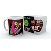 Rick and Morty Scary Terry Mug