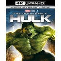 The Incredible Hulk 4K UHD Blu-ray (Region Free)