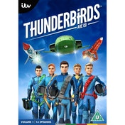 Thunderbirds Are Go - Vol. 1 DVD
