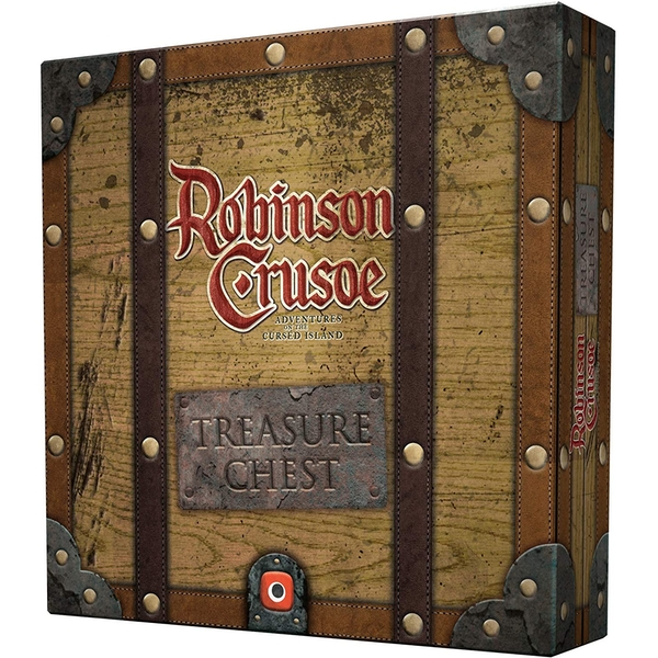 Robinson Crusoe: Treasure Chest Board Game