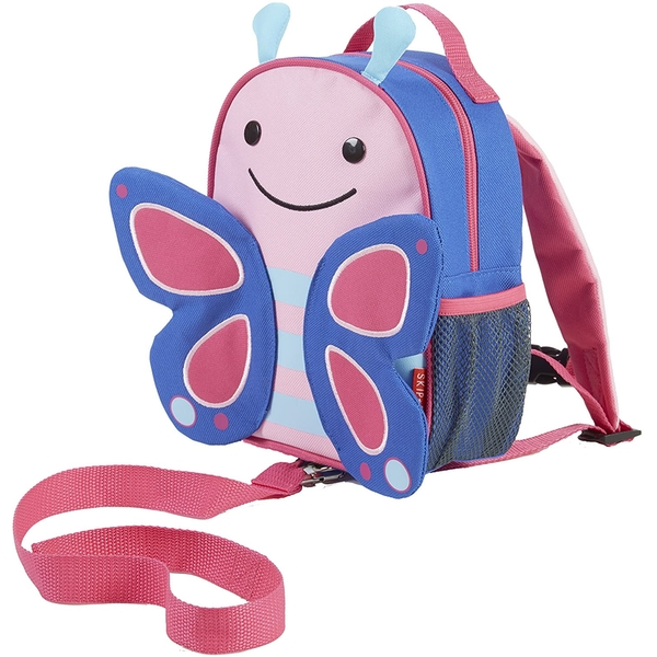 Skip Hop Butterfly Rein Backpack