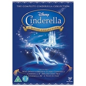 Cinderella 3 Movie Collection DVD