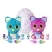 Hatchimals Hatchibabies Pink and Teal - Image 3