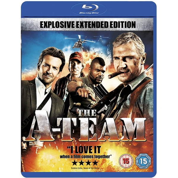 The A-Team Blu-Ray