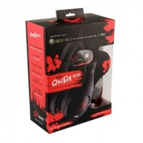 Ozone Onda 3HX Universal Gaming Headset for PC/Xbox/PS3 - Image 3