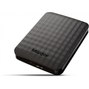 Maxtor M3 500 GB USB 3.0 Slimline Portable Hard Drive Black