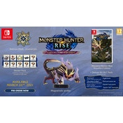Monster Hunter Rise Collector's Edition Nintendo Switch