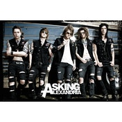 Asking Alexandria Bus Maxi Poster