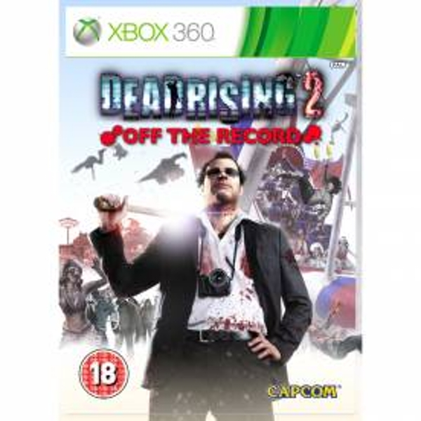 Dead Rising 2 Off The Record Game Xbox 360