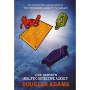 Dirk Gently's Holistic Detective Agency by Douglas Adams (Paperback, 2012)