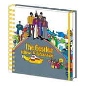 The Beatles - Yellow Submarine Notebook