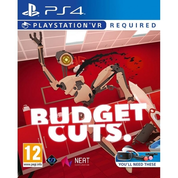 Budget Cuts PS4 Game (PSVR Required)