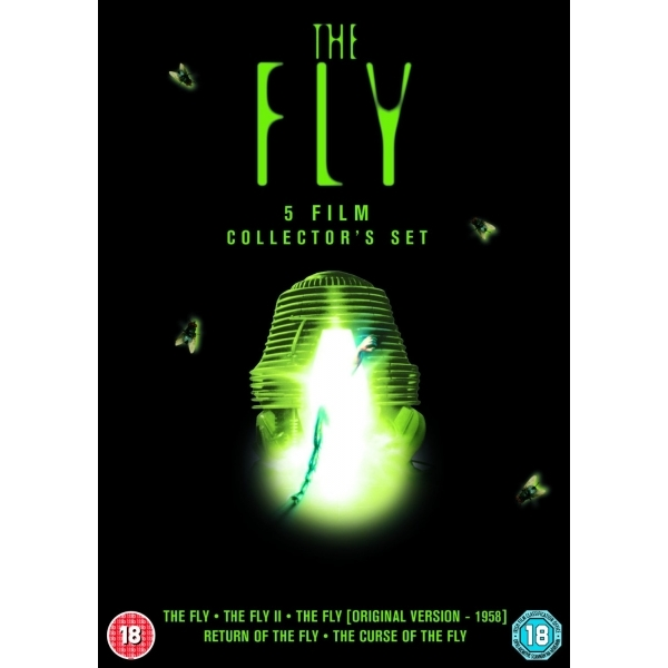 The Fly Collection DVD