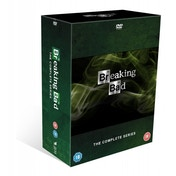 Breaking Bad The Complete Series DVD