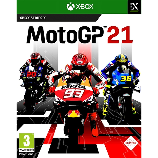 MotoGP 21 Xbox Series X Game