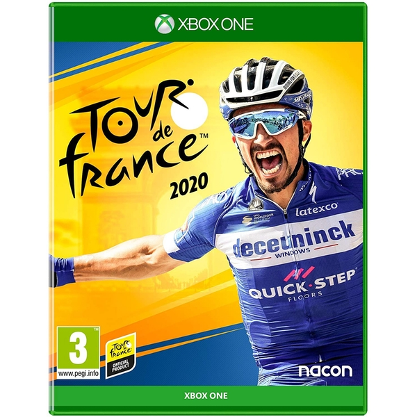 Tour De France 2020 Xbox One Game [Used - Like New]