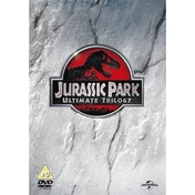 Jurassic Park Trilogy DVD   UV