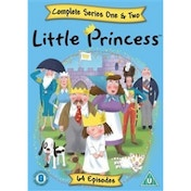 Little Princess Complete Series 1-2 DVD