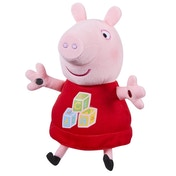 Peppa Pig ABC Singing Plush Toy