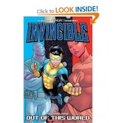 Invincible Volume 9: Out Of This World by Robert Kirkman (Paperback, 2008)