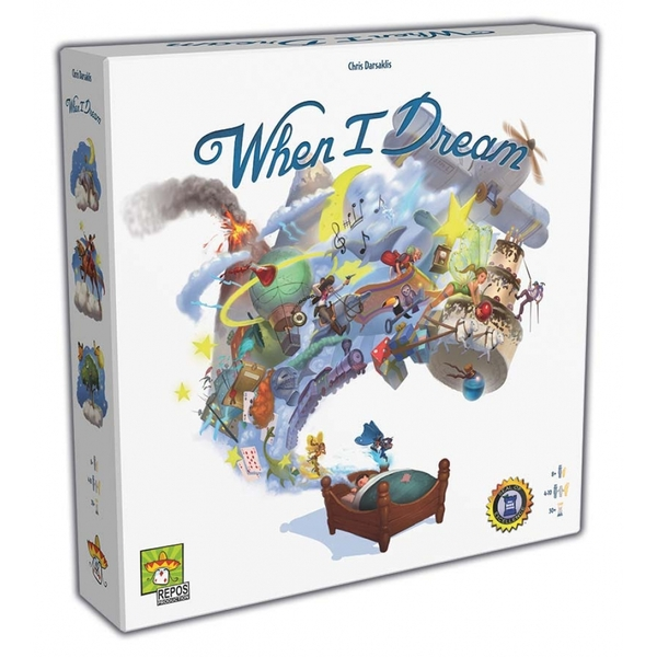 When I Dream Board Game - Image 1