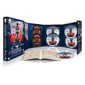 The Ashes Series 2010/2011 Complete Collection Box Set DVD