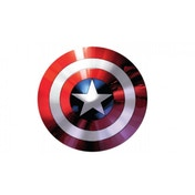 Ex-Display Marvel 3D Wall Light Captain America Shield Used - Like New