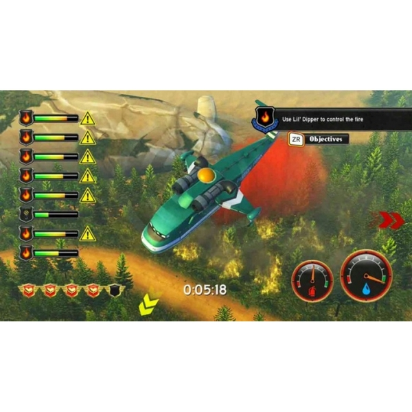 Disney Planes Fire and Rescue 3DS Game - Image 3