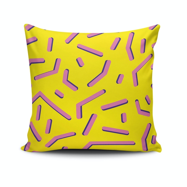 NKLF-288 Multicolor Cushion Cover