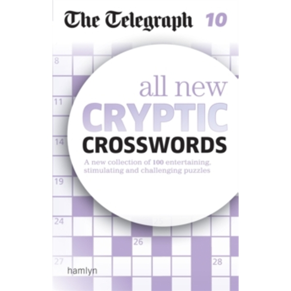 The Telegraph: All New Cryptic Crosswords 10 by The Telegraph Media Group (Paperback, 2016)