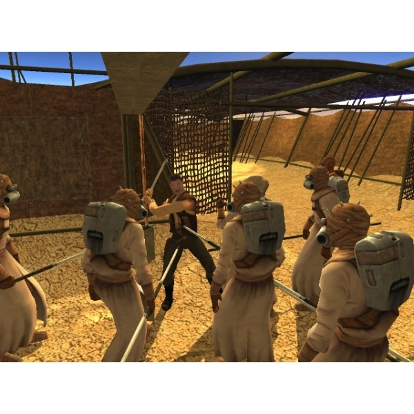 Star Wars Knights of the Old Republic Game PC - Image 2