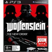 Wolfenstein The New Order Game PS3 (Australian Version)