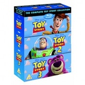 Toy Story 1-3 Box Set Blu-ray