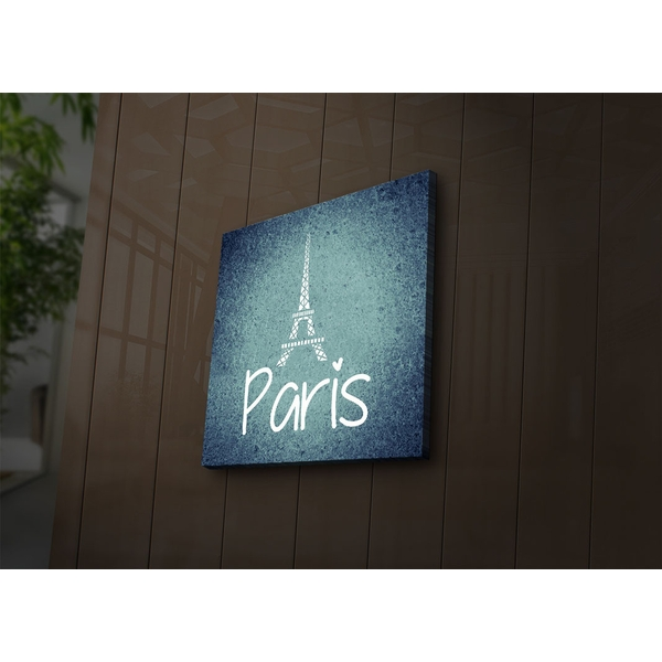4040?ACT-36 Multicolor Decorative Led Lighted Canvas Painting