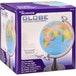 Toyrific TY6103 Kids World Globe Educational with Stand 20cm, Multi - Image 2