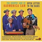 The Country Side Of Harmonica Sam - Open Letter To The Blues Vinyl