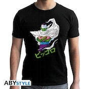 Dragon Ball - Dbz/ Piccolo Men's Small T-Shirt - Black