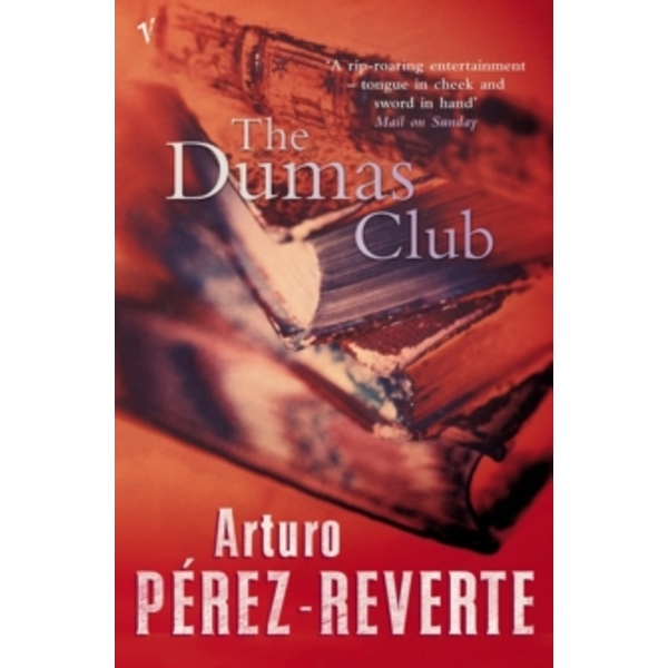 The Dumas Club by Arturo Perez-Reverte (Paperback, 1997)