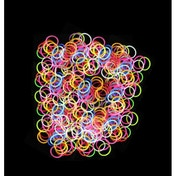 Loom Bands UV Colours Refill Pack 600 Pack