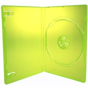 Replacement Official Case (Green) Xbox 360
