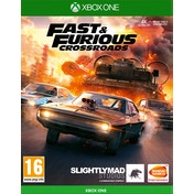 Fast & Furious Crossroads Xbox One Game