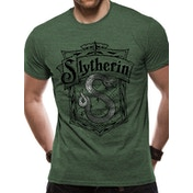 Harry Potter - Shrewder With Silver Foil Men's X-Large T-shirt - Green