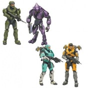 Halo Reach Jetpacks Figure 2 Pack