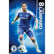 Chelsea Lampard 11/12 Maxi Poster