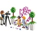 Playmobil City Life Flower Children and Photographer - Image 2